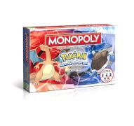 Winning Moves Monopoly Pokémon