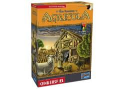 ASS Agricola Kennerspiel. Gesellschaftsspiel