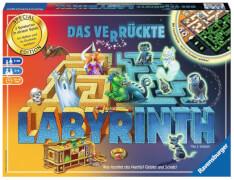 Ravensburger 26687 Das verrückte Labyrinth Glow in the dark