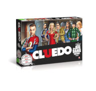 Winning Moves Cluedo Big Bang Theory