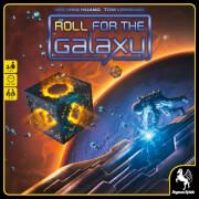 Pegasus Spiele Roll for the Galaxy (deutsche Ausgabe)