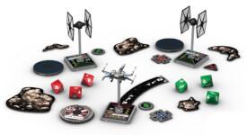 Star Wars X-Wing: Das Erwachen der Macht  Grundspiel