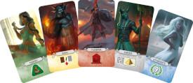 Asmodee 7 Wonders Duel - Pantheon Erweiterung