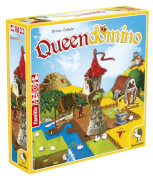 Pegasus Queendomino Spiel