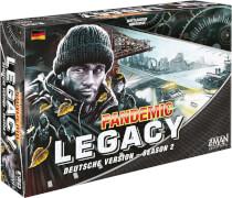 Pandemic Legacy Season 2 Schwarz