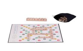 Piatnik 55061 Scrabble Retro Edition