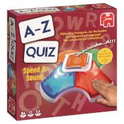 Jumbo 19597 A-Z Quiz Speed & Sound