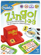 ThinkFun 76352 Zingo® 1-2-3