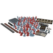 Asmodee A Song of Ice  Fire - Miniaturenspiel Stark vs Lannister Starter-Set