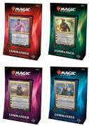Magic the Gathering - Commander 2018 4-fach sortiert