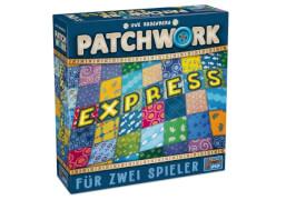 ASS Patchwork Express. Gesellschaftsspiel