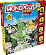 Hasbro A6984594 Monopoly Junior