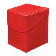 Ultra Pro Apple Red Eclipse Pro 100+ Deck Box