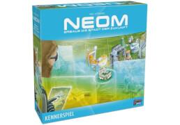 ASS Neom - Die Stadt der Zukunft. Gesellschaftsspiel