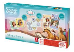 ASS Spirit Spielebox. Kartenspiel