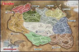 Winning Moves Risiko: The Elder Scrolls V - Skyrim