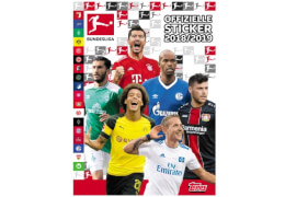 Bundesliga Stickeralbum 2018/2019