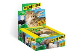 Wilde Tiere Sticker