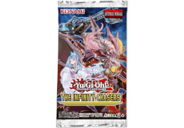 Yu-Gi-Oh! Infinity Chasers Booster