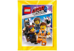 LEGO Movie Serie 2 Sticker