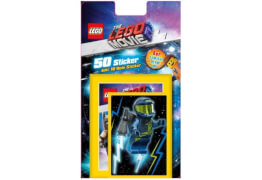 LEGO Movie Serie 2 Sticker-Blisterpack