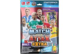 Match Attax Extra Starterpack 2018/2019