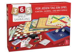 ASS Spielesammlung 365. Spielesammlung