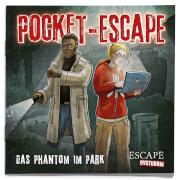 Pocket-Escape: Das Phantom im Park. Rätselheft für Fans von Escape Games mit 28 Seiten