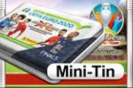 UEFA Road to EURO 2020 Pocket Tin