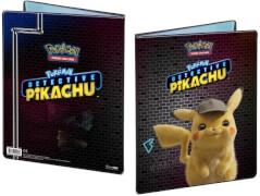 Ultra Pro Pokémon Meisterdetective Pikachu 9-Pocket Portfolio Pikachu