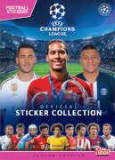 UEFA Champions League Stickeralbum 2019/2020