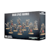 Games Workshop 43-06 CHAOS SPACE MARINES