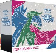 Pokémon Sonne & Mond 12 Top-Trainer Box ab 6 Jahren.