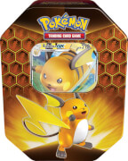 Pokémon Pokemon Tin 80 Raichu   ab 6 Jahren.