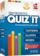 QUIZ IT - Das Wissensspiel für schlaue Köpfe