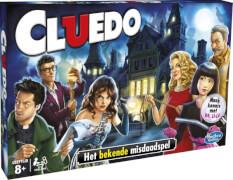 Hasbro 38712568 Cluedo, niederländische Version