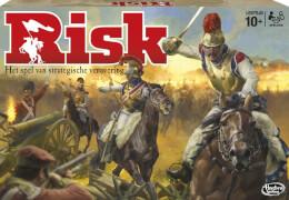 Hasbro B7404104 Risiko NL, niederländische Version