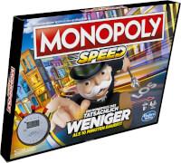 Hasbro E7033100 MONOPOLY SPEED