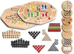 Philos Holz-Spielesammlung 9