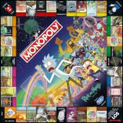 Winning Moves Monopoly - Rick & Morty Ab 17 Jahren.