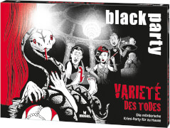 black party Varieté des Todes