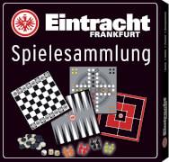 Teepe Sportverlag Eintracht Frankfurt Spielesammlung