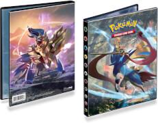 Ultra Pro Pokémon Schwert & Schild 01 4-Pocket Portfolio