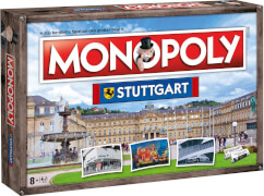 Winning Moves Monopoly Stuttgart