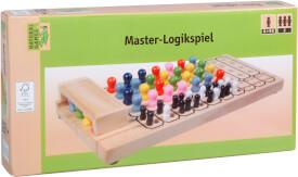 Natural Games Master-Logikspiel 27x12,5x4 cm