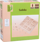 Natural Games Sudoku 14x14x2,5 cm