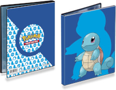 Ultra Pro Pokémon Squirtle 2020 4-Pocket Portfolio