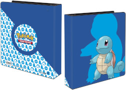 Ultra Pro Pokémon Squirtle 2020 Album