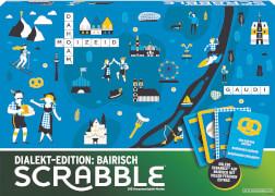 Mattel GPW44 Scrabble Dialekt-Edition: Bayern (D)