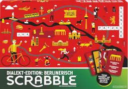 Mattel GPW45 Scrabble Dialekt-Edition: Berlin (D)